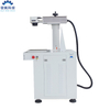 IPG MOPA 30W Galvo Fiber Laser Marking Machine for fine marking on metals and anodized aluminium